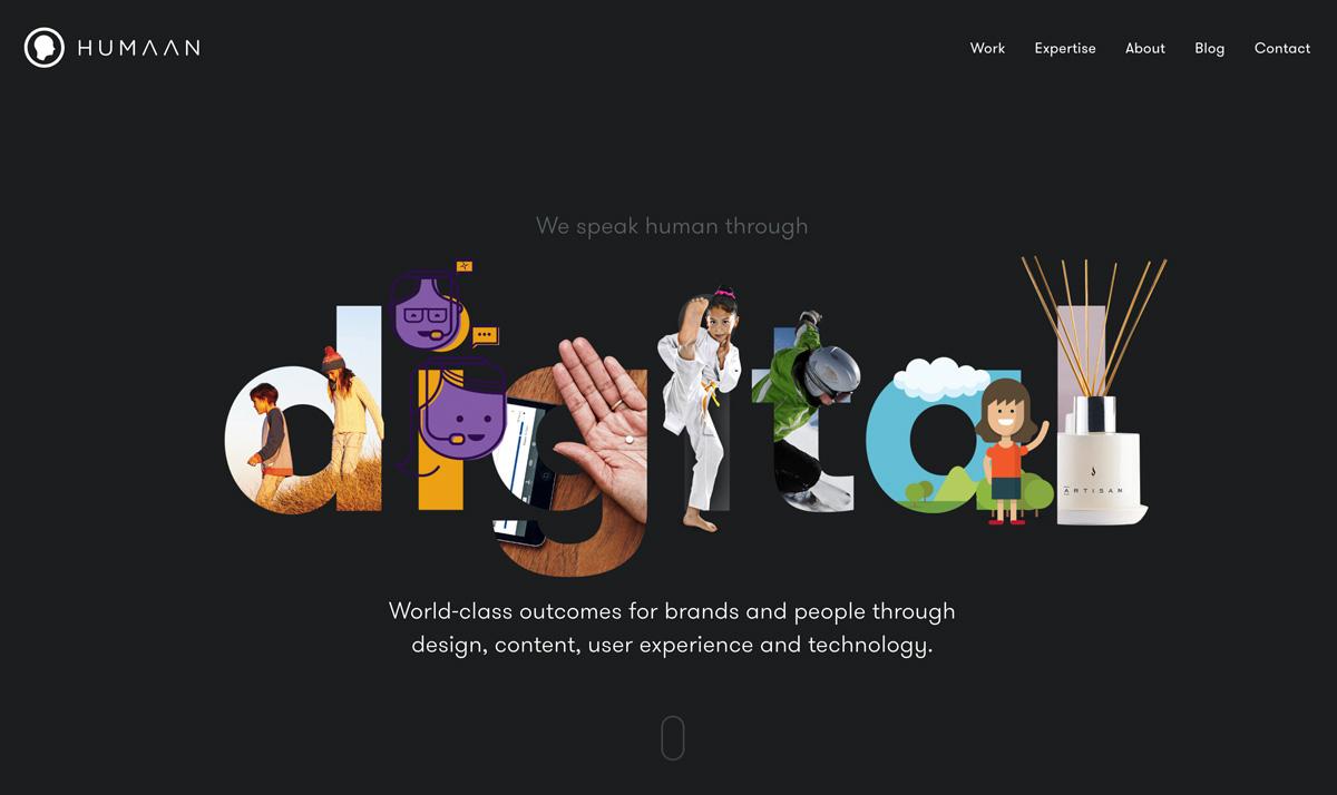 Inspiration webdesign