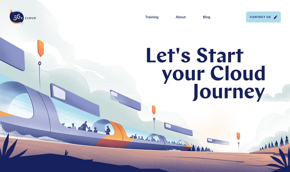 Incontournable interface web