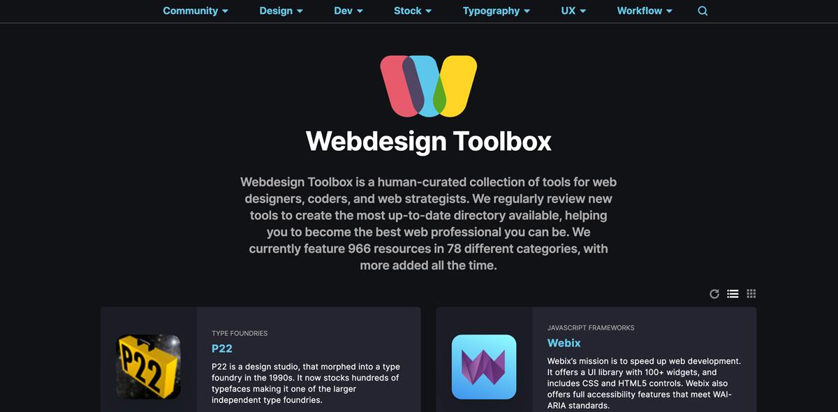 WebesignToolBox
